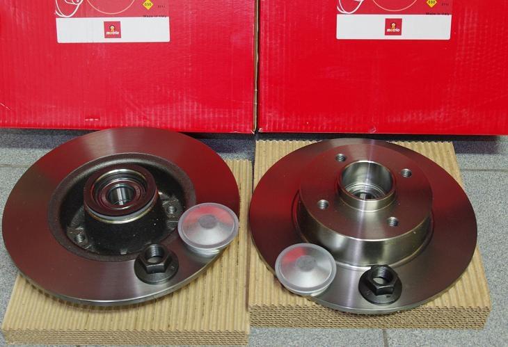 рено лагуна 2 тормозные диски